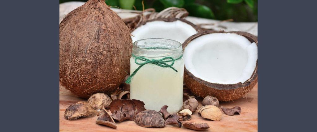Coconut milk alternative to dairy
