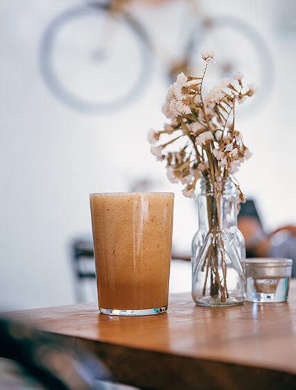 Butternut squash smoothie dairy free