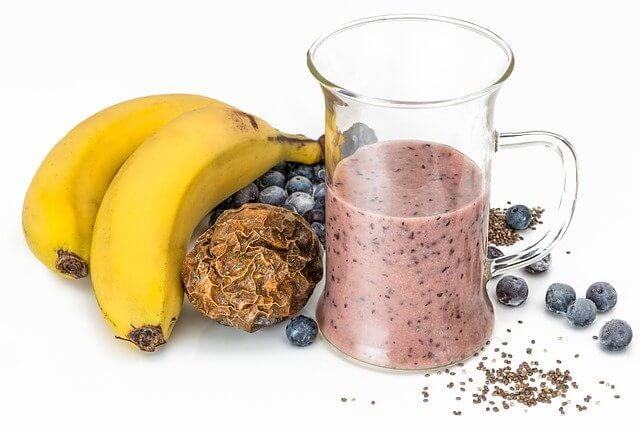 Smoothies as a replacement for meals
