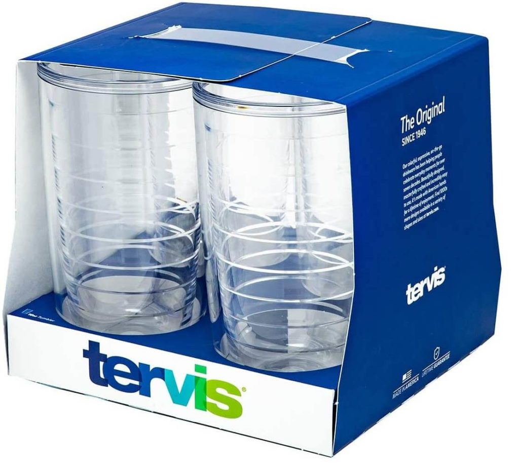 Tervis Clear Insulated Tumbler