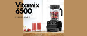 Detailed blender review of the Vitamix 6500