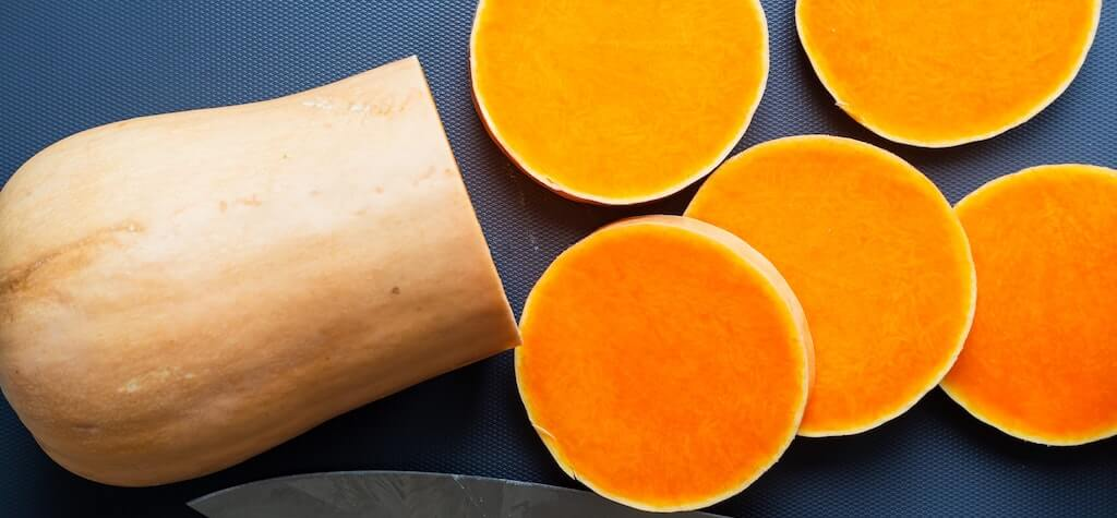 Sweet potatoes as a smoothie thickening agent